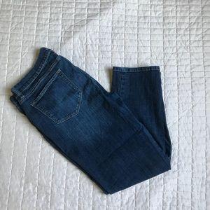 LIZ CLAIBORNE I Boyfriend Skinny Jean